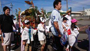 大塚神社夏祭り