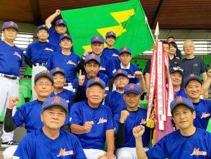 九州県議会議員対抗 野球大会