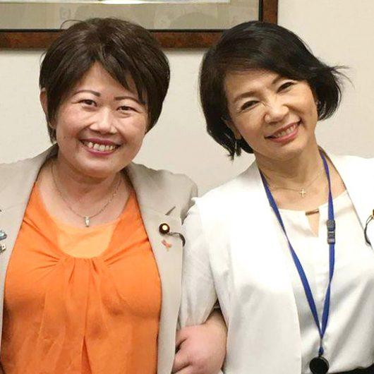 宮川典子先生の訃報